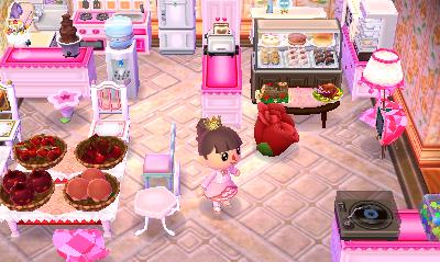 Pink Sea on Kitchen Items Animal Crossing  id=77857